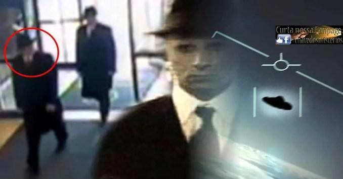 Os Homens de Preto sempre estiveram relacionados à ocultação de casos de OVNIs ou ao silenciamento de supostas testemunhas.