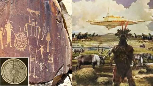 A arqueologia revelou que alguns pueblos abandonados, como Sikyatki e Awatovi, já foram ocupados por Hopi.