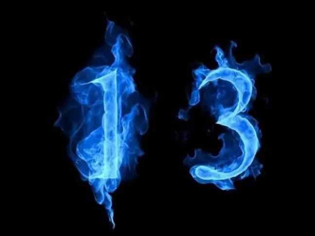 13 significado geral