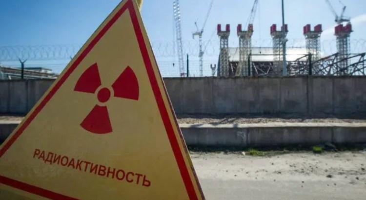 Cientistas detectam aumento de reações nucleares nas ruínas de Chernobyl