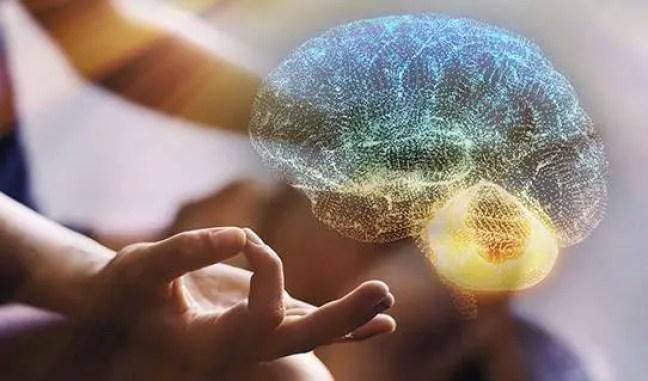 Mudanças no cérebro após a meditação.