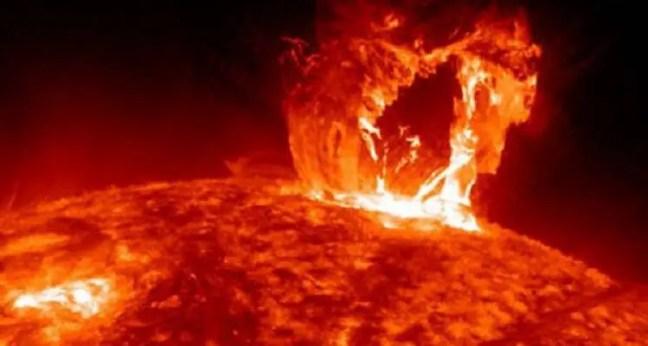 Essas manchas solares são importantes para que possamos entender a atividade do Sol.