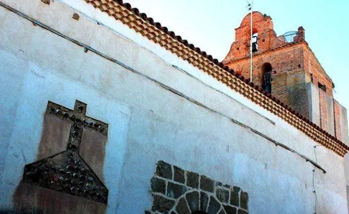 Igreja de El Salvador em Urones de Castroponce