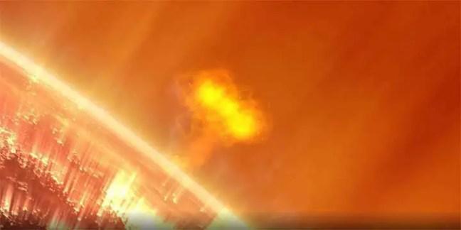 Cientistas alertam que uma poderosa explosão solar pode causar o apocalipse da internet