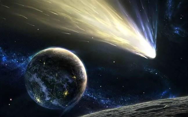 Curiosamente, um objeto espacial de 100 quilômetros de largura foi descoberto em junho entrando no Sistema Solar.