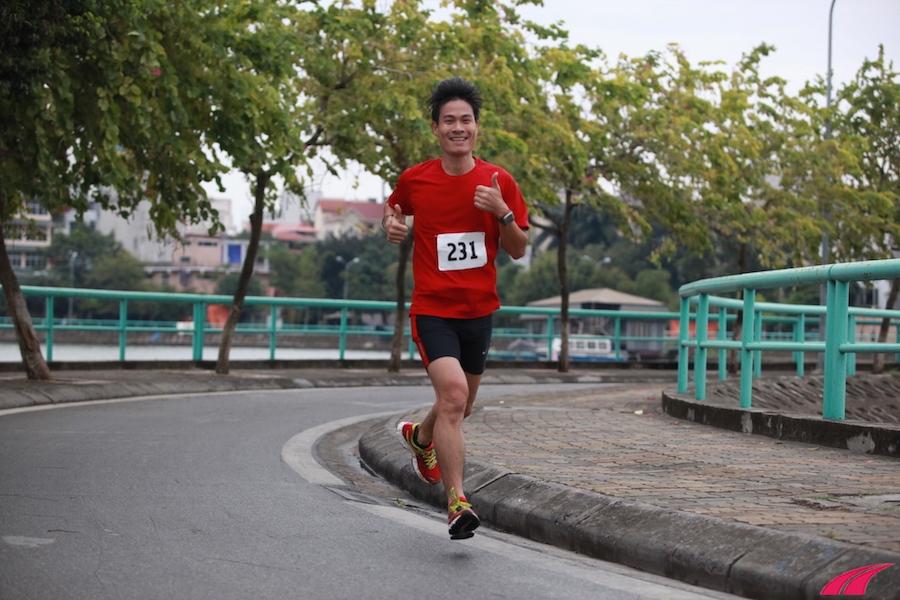 Tập chạy đường dài theo nhịp tim (phần 2)