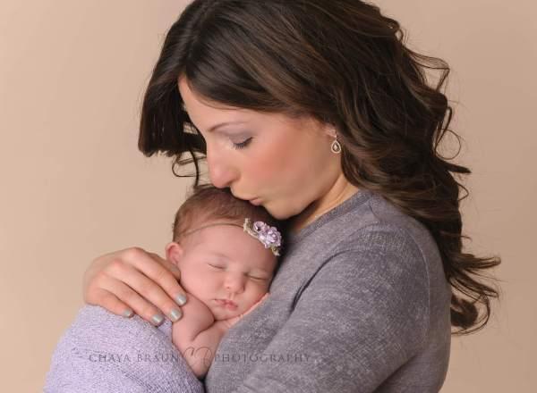 Baltimore newborn photographer