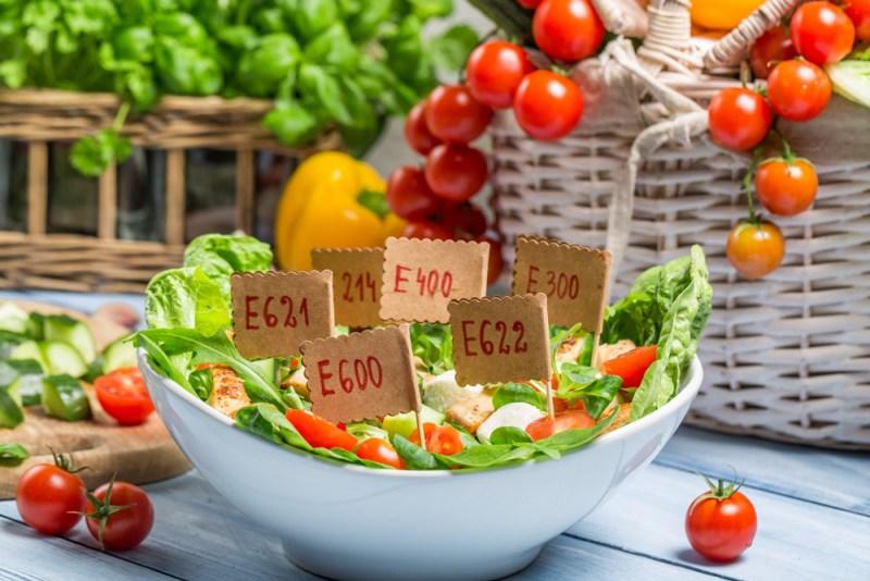 preservatives in food