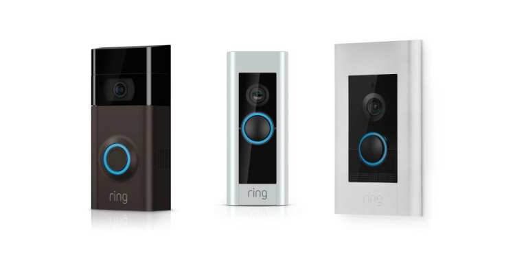 Video Doorbell Assortment