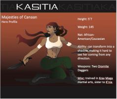 kasitia profile