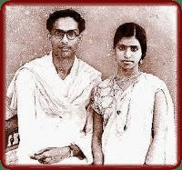 ചങ്ങമ്പുഴ കൃഷ്ണപ്പിള്ളയും ഭാര്യയും