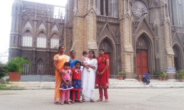 st. philomena church mysore