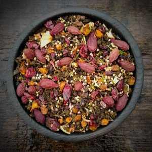 Органический ягодный чай