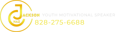 chaz jackson youth motivational speaker logo