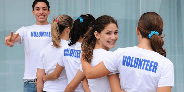 The Hidden Benefits Of Volunteering