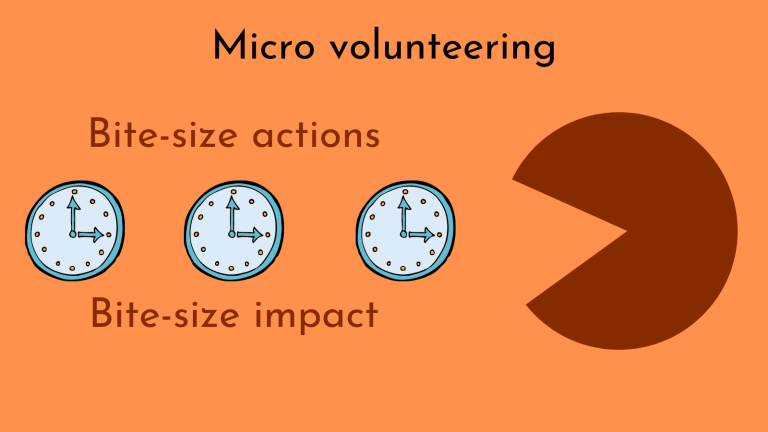 Everything you need to know about Micro Volunteering 2021
