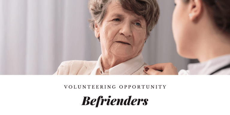 BELIVE Befriending Volunteer
