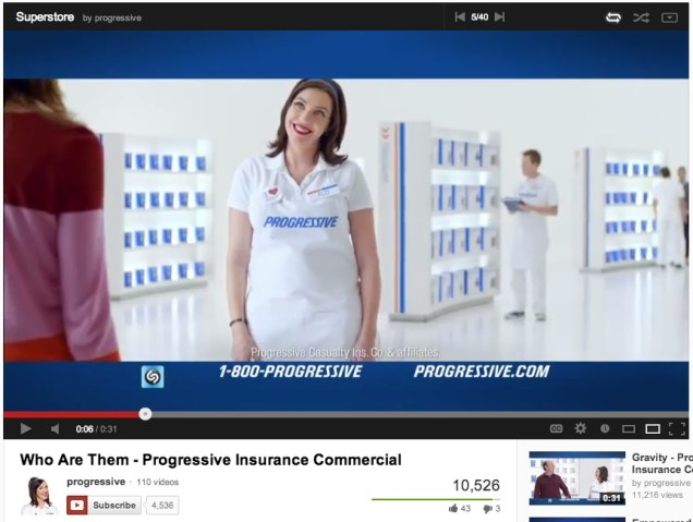 """""""Flo"""" from the Progressive Commercials"""