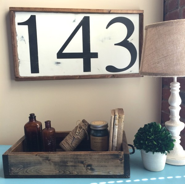 143 sign