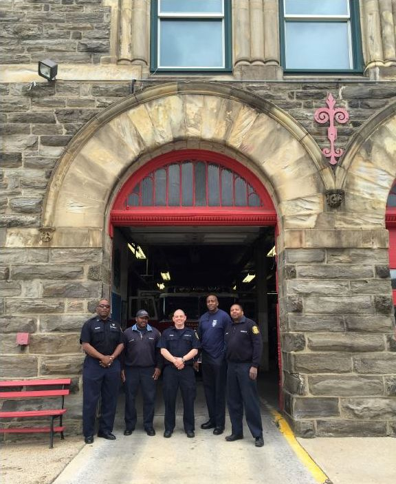 2015 – Chestnut Hill Fire Station is permanently protected after 3 years of effort