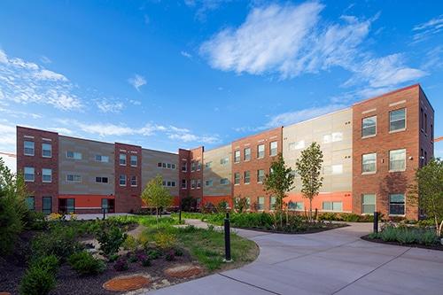 Senior Housing Catholic Housing And Community Services