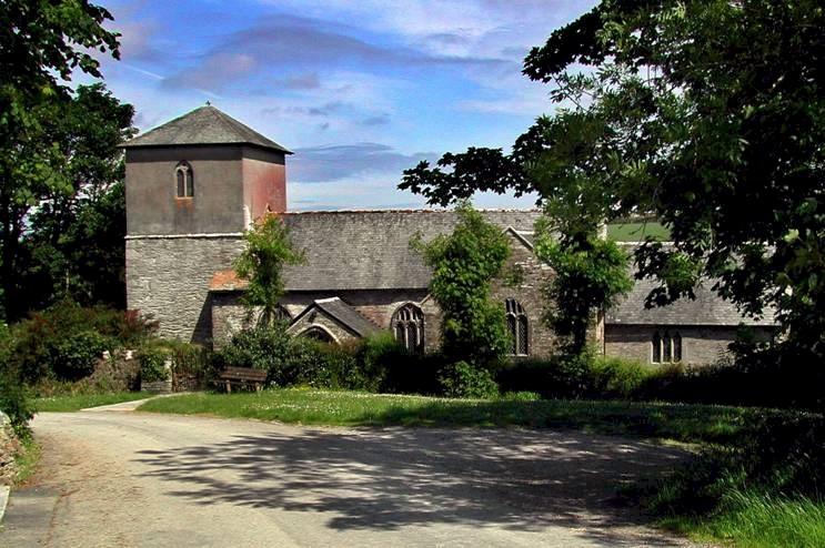 St Ervan Church
