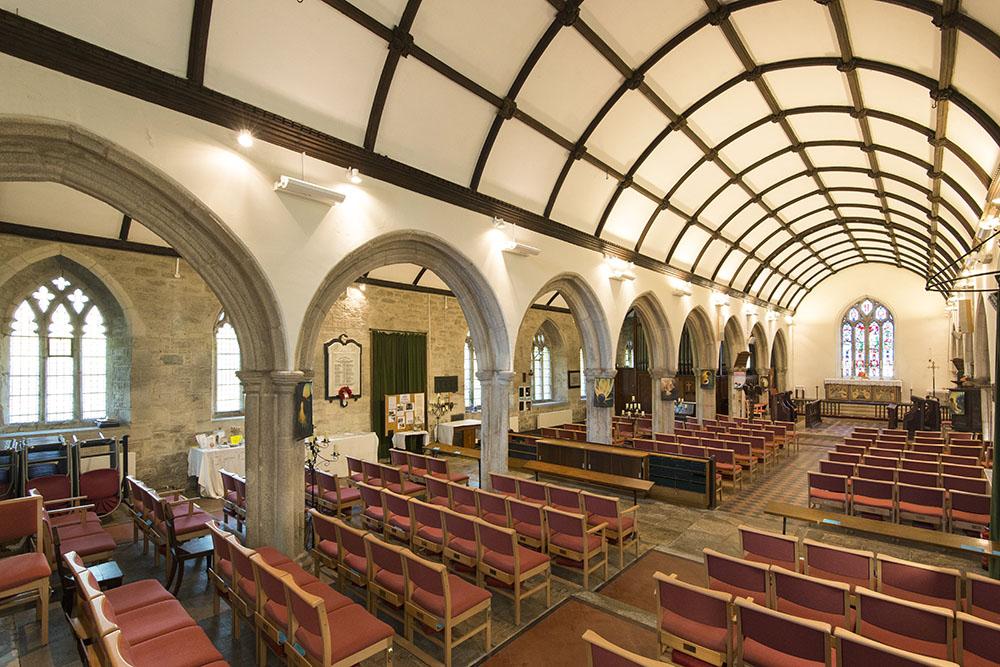 St Stephen-in-Brannel Church