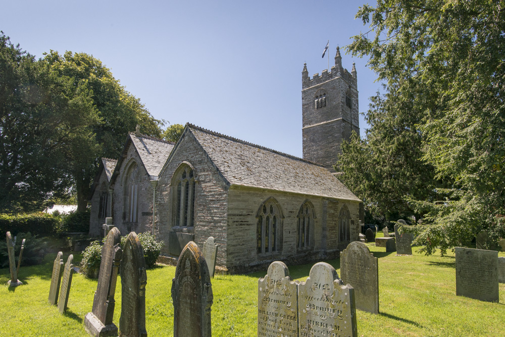 St Tudy Church