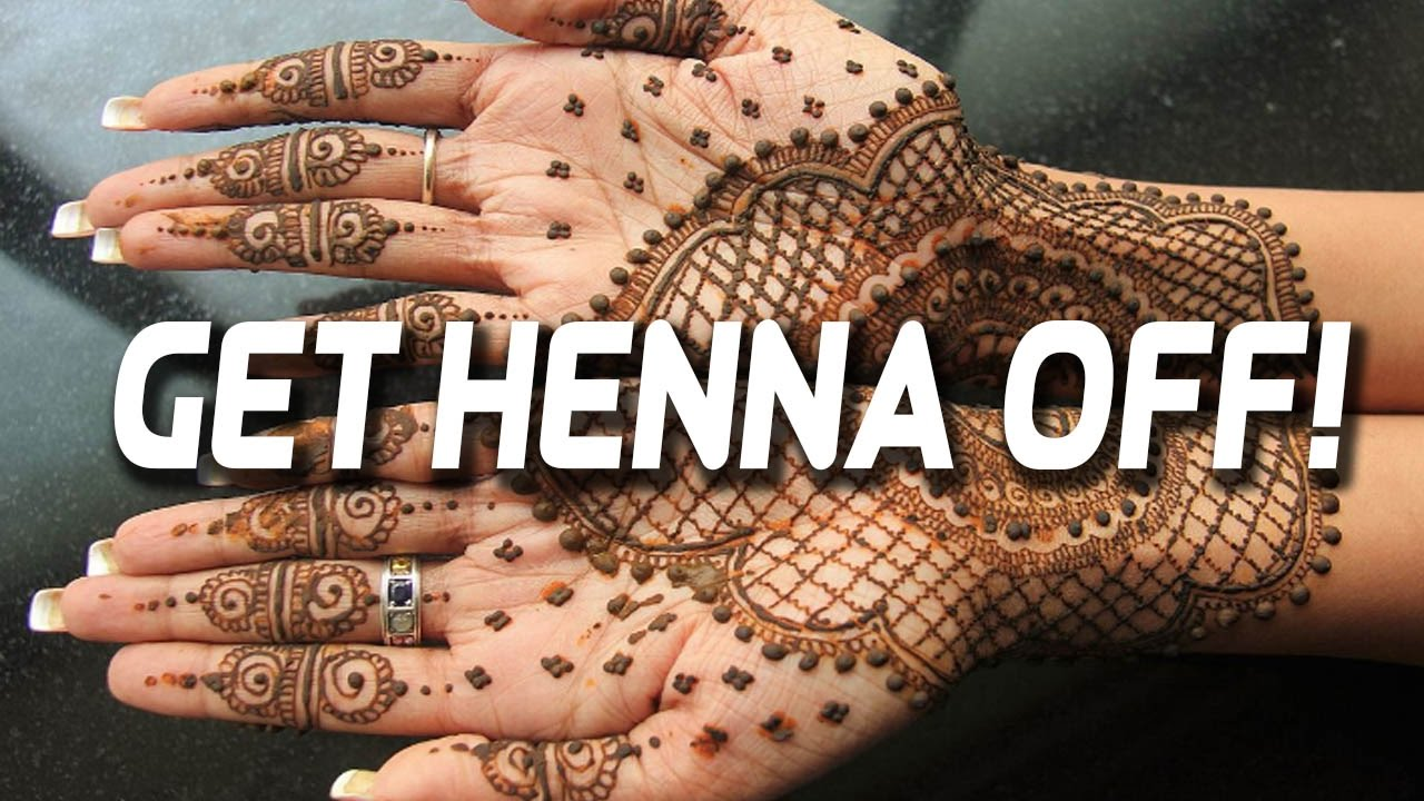 Following Are Some Of The Natural Ways For Removing Faded Mehendi