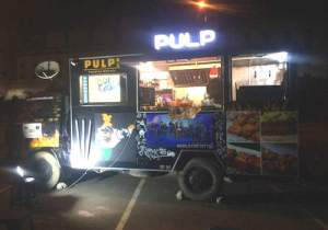 Pulp On food Wheels