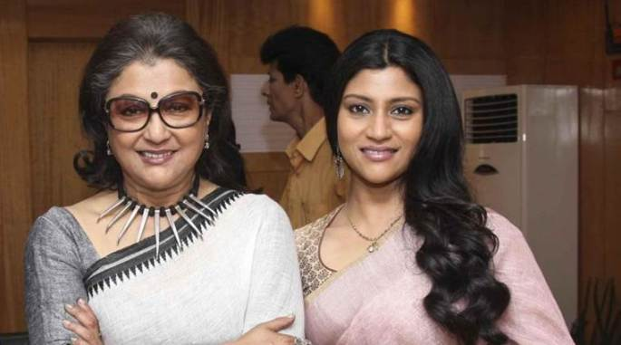 Aparna sharma and Konkana Sen Sharma
