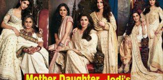 Mother Sister Jodi of Bollywood