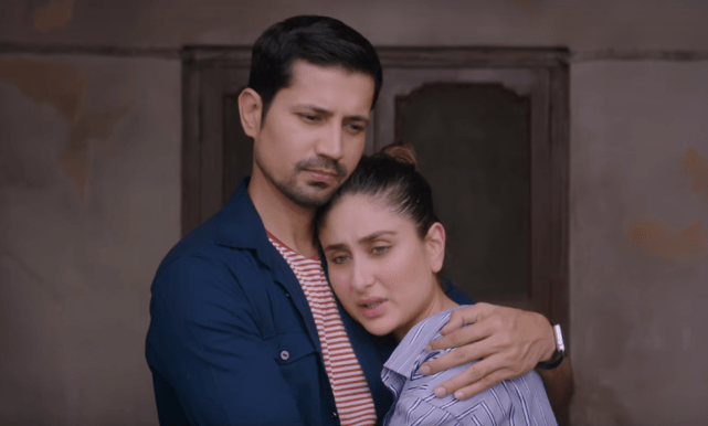 Kareena Kapoor and Sumeet Vyas