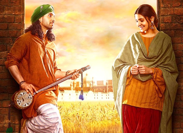 Anushka Sharma and Diljit Dosanj