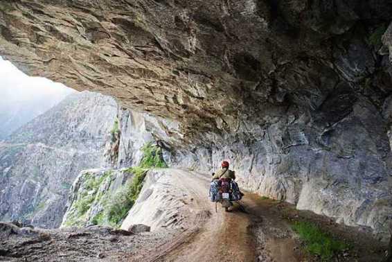 kishtwar kailash road