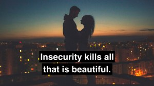 Experiencing Insecurity!
