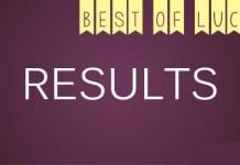 CA Result