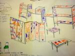 %enseignement Design Marseille Philippe Delahautemaison Agnès Martel Esadmm Lola Fagot - Recherches