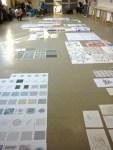 """%enseignement Design Marseille Philippe Delahautemaison Agnès Martel Esadmm Présentation des travaux à Dominique Ollivier, Directrice de la société """"Maison Trabuc"""""""