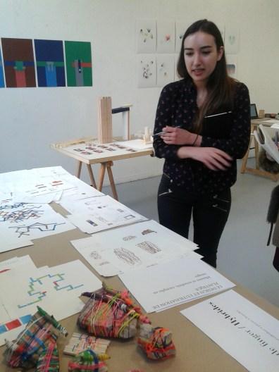 %enseignement Design Marseille Philippe Delahautemaison Agnès Martel Esadmm Léa de Bernardi - Assemblages