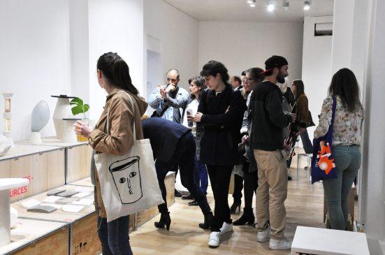 %enseignement Design Marseille Philippe Delahautemaison Agnès Martel Esadmm Vernissage D'DAYS 2017 - Galerie Joseph, Paris