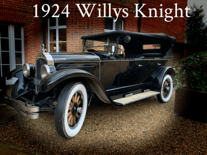 1924Willys Knight