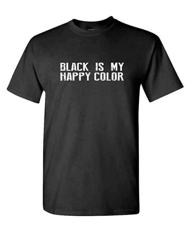 Goth girls and guys will both agree with this T-shirt!
