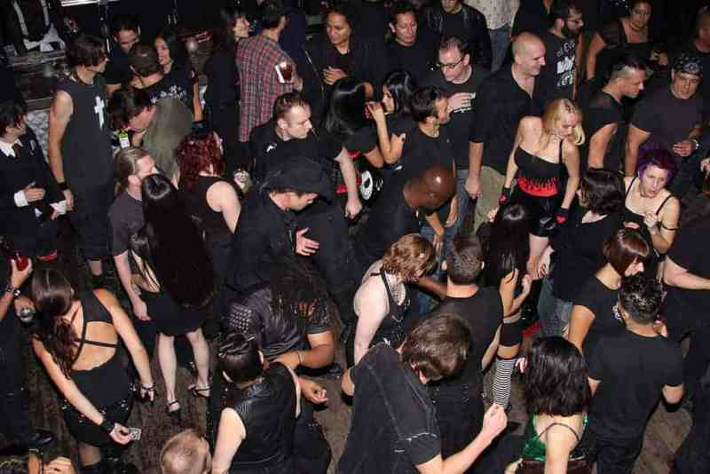 Goth Clubs are not Meat Markets