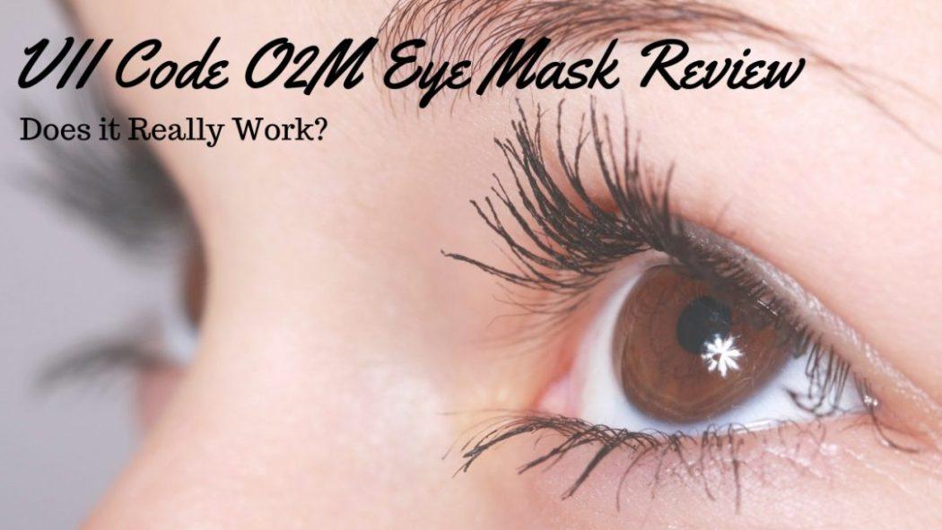 Can VIICode oxygen eye treatment really work overnight?