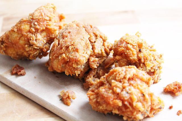 Vegan Cauliflower Hot Wings (KFC Style)
