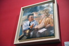 John Currin, Deitch Projects