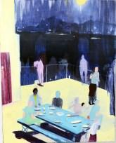 Jules De Balincourt, Monica de Cardenas Gallery