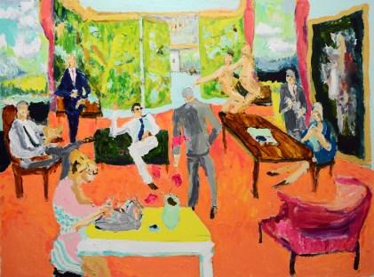 Bradley Wood, Angell Gallery