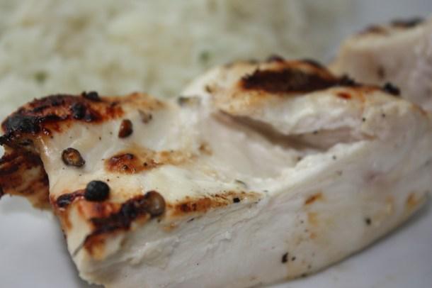 Persian Chicken Marinated in Yogurt